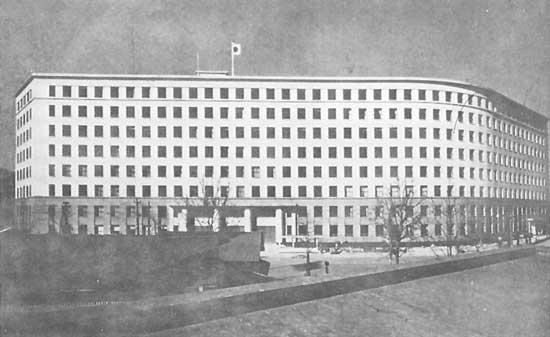 運輸省ビル